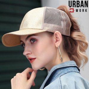 Chapéu Feminino Dourado | CZ08Z