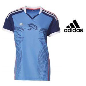 Adidas® T-Shirt Andebol França | Tecnologia Formotion®