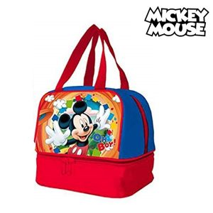Lancheira Mickey Mouse | Produto Licenciado