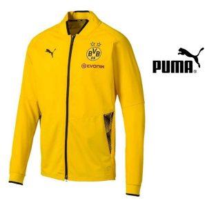 Puma® Casaco de Treino Junior Oficial Borussia Dortmund