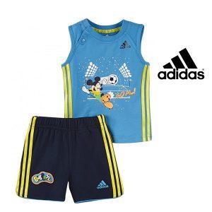 Adidas® Conjunto de Criança Mickey | 100% Algodão
