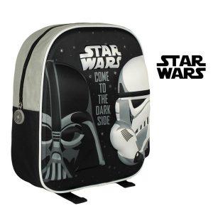 Mochila Infantil Star Wars 3D 0924 | Produto Licenciado!