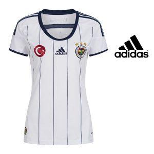 Adidas® Camisola Women Fenerbahce Oficial White | Tecnologia Climacool®