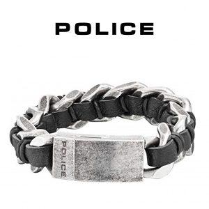 Pulseira Police® PJ.25599BSE/01-L | 21cm