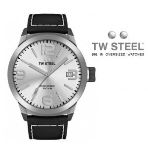 Relógio TW Steel® Bracelete de Couro | TWMC47