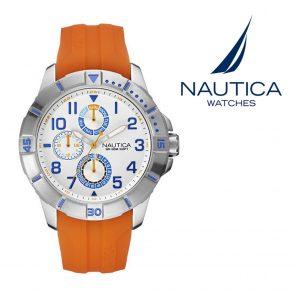 Relógio Nautica® NAI12507G | 10ATM