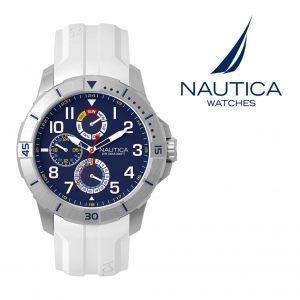 Relógio Nautica® NAI12514G | 10ATM