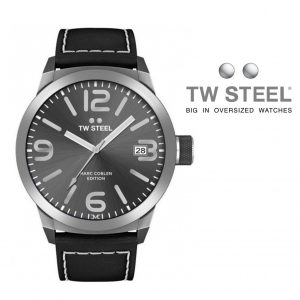 Relógio TW Steel® Bracelete de Couro | TWMC46