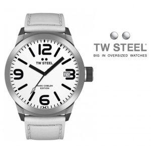 Relógio TW Steel® Bracelete de Couro | TWMC43