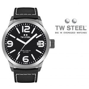 Relógio TW Steel® Bracelete de Couro | TWMC54