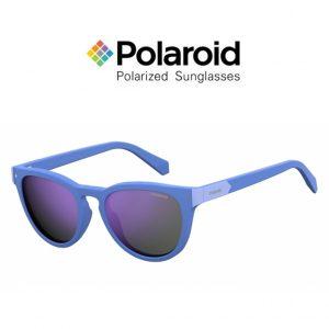 26b7a58b7 Polaroid® Óculos de Sol Polarizados Criança PLD 8026/S B3V 47