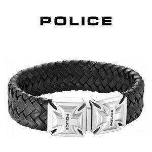 Pulseira Police® PJ.24697BLB/01-S | 21cm
