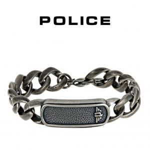 Pulseira Police® PJ.25696BSE/02-S | 19cm