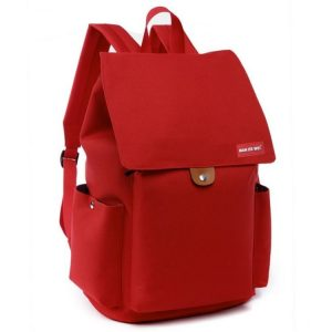 Man Er Wei® Red Backpack | PL121CZE