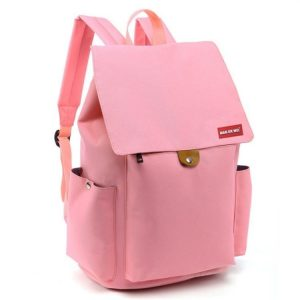 Man Er Wei® Pink Backpack | PL121R