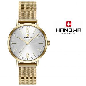 Watch Hanowa Swiss Made® 16-9077.02.001 | 3ATM