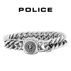 Pulseira Police® PJ25726BSS.01-L | 21cm