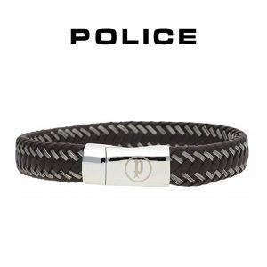 Pulseira Police® PJ.25505BLC/02-S | 19cm