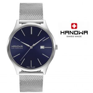 Relógio Hanowa Swiss Made® 16-3075.04.003 | 3ATM