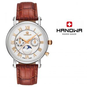 Watch Hanowa Swiss Made® 116-6059.12.001.05 | 3ATM