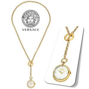 Relógio Colar Versace® S67030016