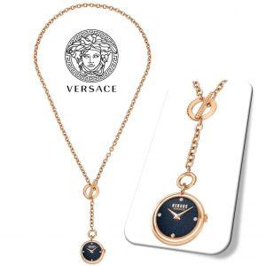 Relógio Colar Versace® S67050016