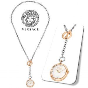 Relógio Colar Versace® S67040016