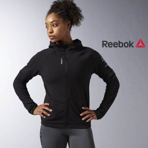Reebok® Casaco Workout Ready Black