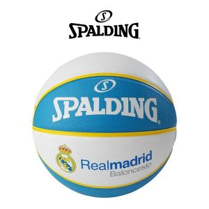 Spalding® Bola de Basquetebol Real Madrid