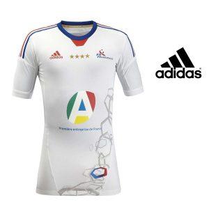 Adidas® T-Shirt Andebol França | Tecnologia Climacool®