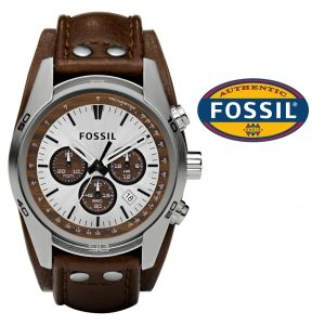 Fossil® CH2565 Watch | 10ATM