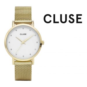 Relógio Cluse® Pavane Gold Stones | 38MM