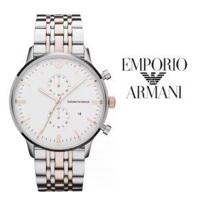 Relógio Emporio Armani® AR0399 - PORTES GRÁTIS