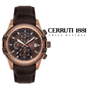 Relógio Cerruti 1881® CRA23502