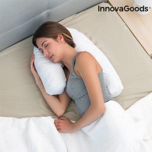 Almofada Ergonómica de Postura Lateral U Wellness Relax