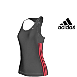 Adidas® Caveada Essentials 3 Stripes Black | Tecnologia Climalite®