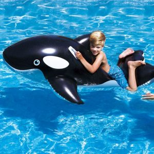 Orca Insuflável 127 cm