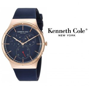 Relógio Kenneth Cole® KC50057001 | 10ATM