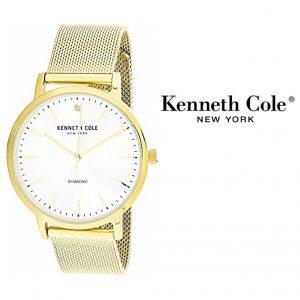 Relógio Kenneth Cole® KCC0120002 | 3ATM
