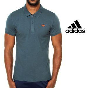 Adidas® Polo Adi Pique Originals | 100% Algodão - Tamanho S