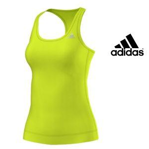 Adidas® Caveada Techfit Green | Tecnologia Climalite®