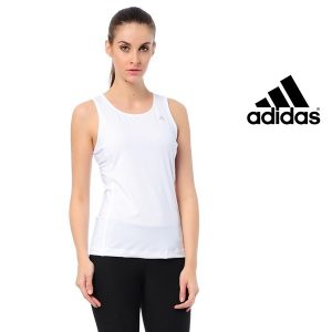 Adidas® Caveada Clima Essentials White | Tecnologia Climalite®