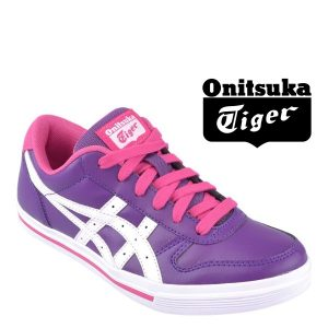 Onitsuka Tiger® Sapatilhas Aarogn Gs Purple and White
