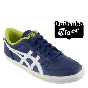 Onitsuka Tiger® Sapatilhas Aarogn Gs Navy and White