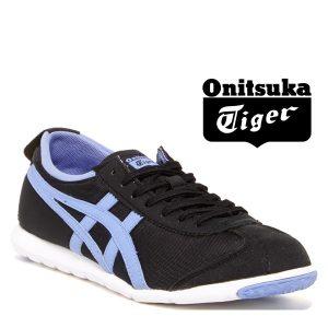 Onitsuka Tiger® Sapatilhas Rio Runner Black and Lavender