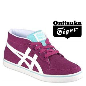 Onitsuka Tiger® Sapatilhas Renshi CV Wine and White