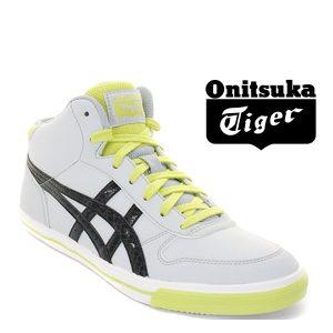 Onitsuka Tiger® Sapatilhas Aaron MT GS Grey and Black