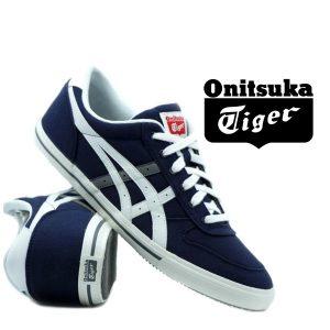 Onitsuka Tiger® Sapatilhas Aarogn Gs Marine Blue
