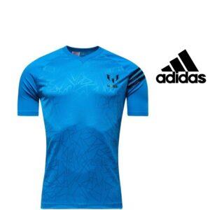 Adidas® T-Shirt Messi Blue Junior | Tecnologia Climalite®