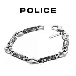 Pulseira Police® PJ25691BSS.01-L | 21cm